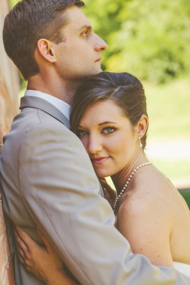 knoxville bride and groom