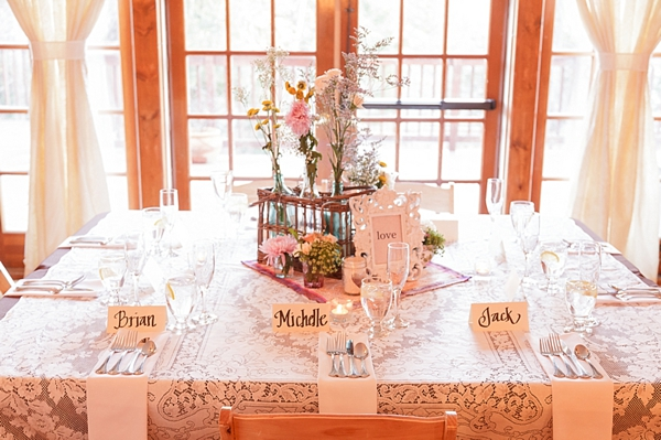 Vintage and lace tablescape image by Gavin Farrington