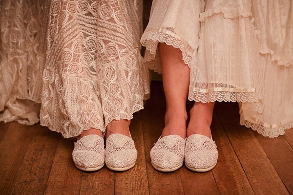 lace shoes by Toms image by Gavin Farrington