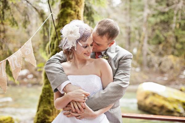 late winter wedding in british columbia