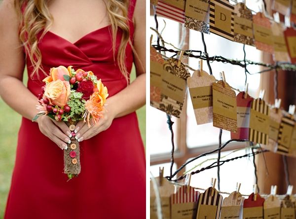 3-red-bridesmaid-dress-DIY-tags-Ashley-Tingley-Photography