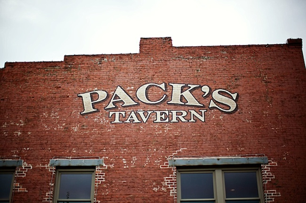 Pack Tavern in Western NC