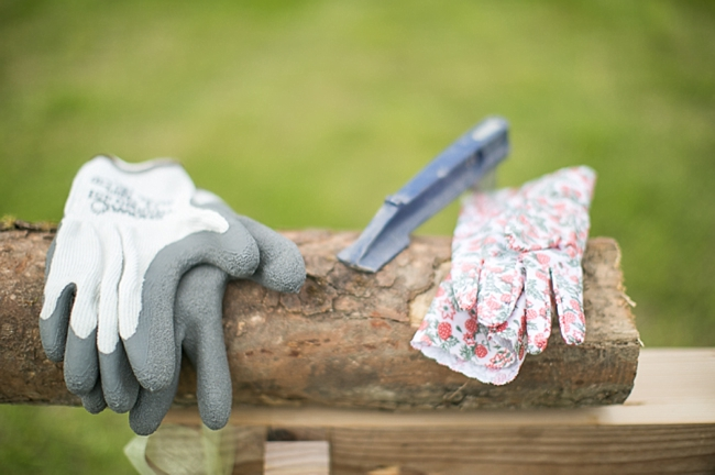 garden gloves for sawing tradition