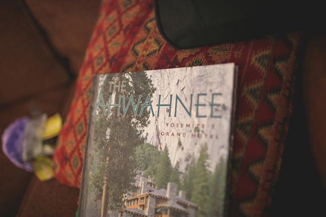 vintage Ahwanee postcard