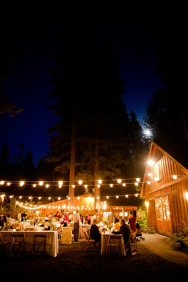 Evergreen Lodge Wedding in Yosemite