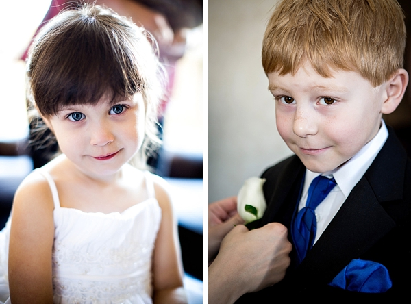 weddings and children