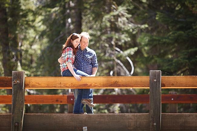Sequoia National Park Engagement