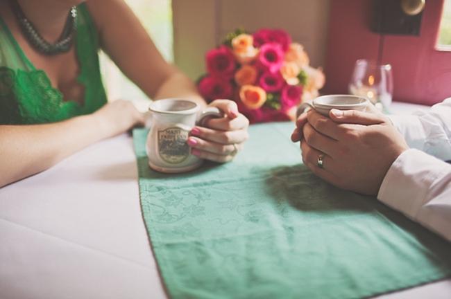 valle crucis elopement tea time