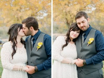 bride and groom photo by Gaby J Photography