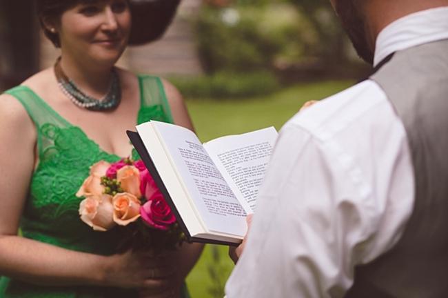 valle crucis elopement vow exchange