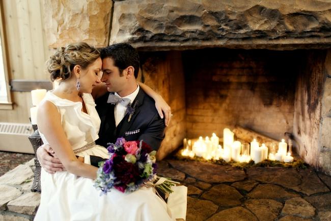bride and groom | Park City Wedding via http://MountainsideBride.com