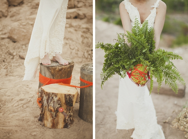 New Mexico Industrial Styled Shoot