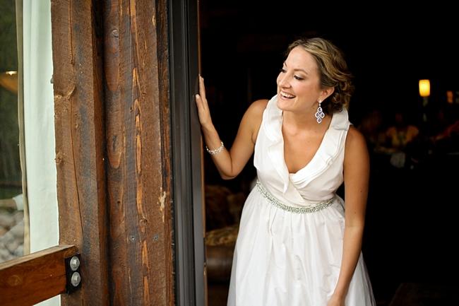 bride | Park City Wedding via http://MountainsideBride.com