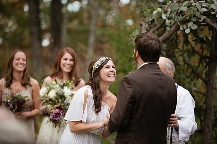 North Carolina Wedding Ceremony  from https://mountainsidebride.com