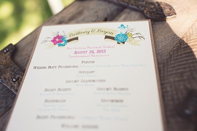 invitation rustic chic wedding via https://mountainsidebride.com
