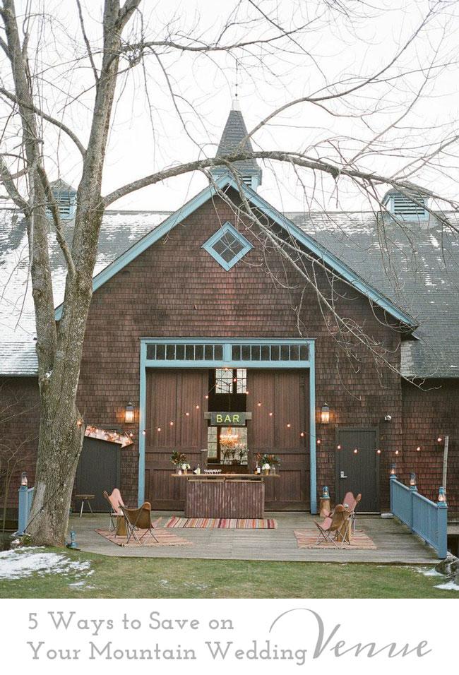 Barn wedding Venue in the Berkshires