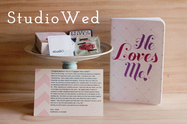 Studio Wed Box