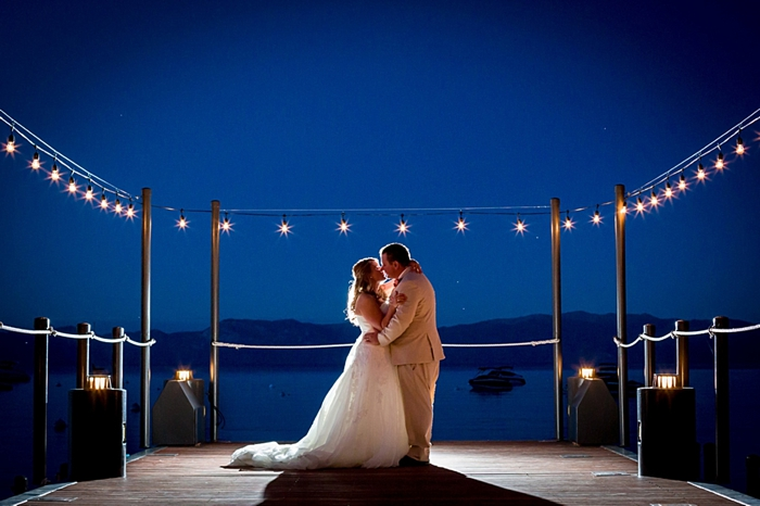 Lake Tahoe Bride and groom via https://mountainsidebride.com