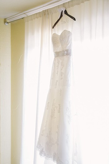lace wedding gown - Mount Rose Wedding