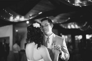 bride and groom dance - Mount Rose Wedding