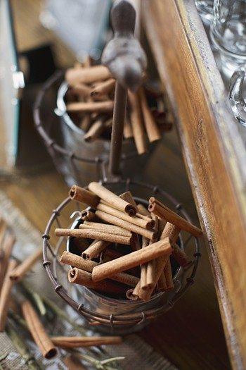 cinnamon sticks for hot chocolate bar
