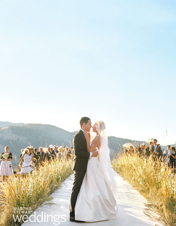 Kate Bosworth and Michael Polish Marry