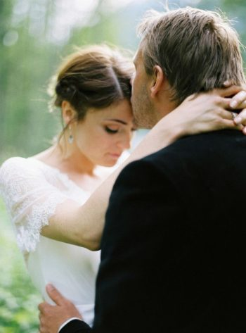 Chamonix wedding