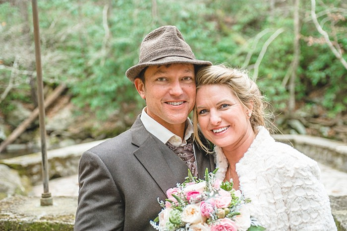 portraits Tennessee Vintage Mountain Wedding