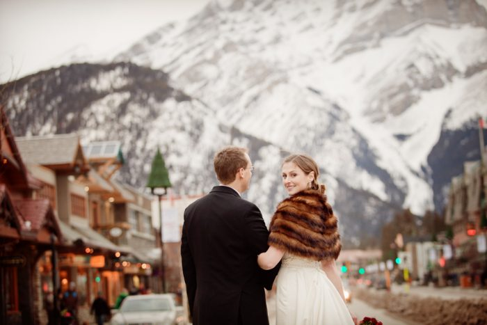 Canadian Rocky Mountain Wedding | Design by Cherry Tree Occasions |Photography by Julie | See more at https://mountainsidebride.com/2014/02/breathe-you-ca…rom-a-distance/