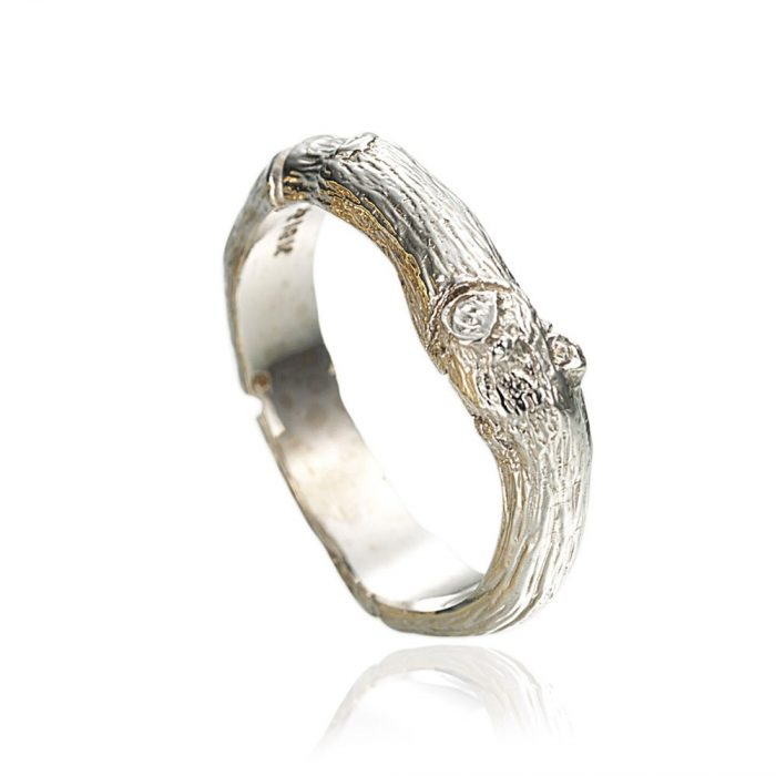 Gents twig ring see more at http://www.fragments.com/