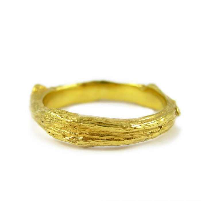 Plain Twig Ring see more at http://www.fragments.com/