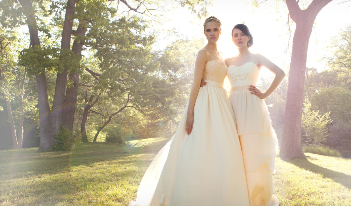Rebecca Schonveld wedding gowns