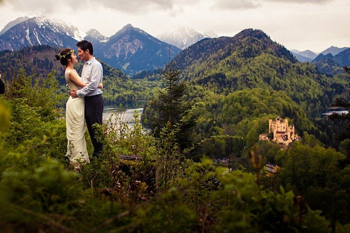Bavaria Wedding photography by Maria Azanha Niezgoda