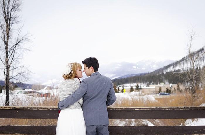 Breckenridge styled bridal shoot | Green Blossom Photography