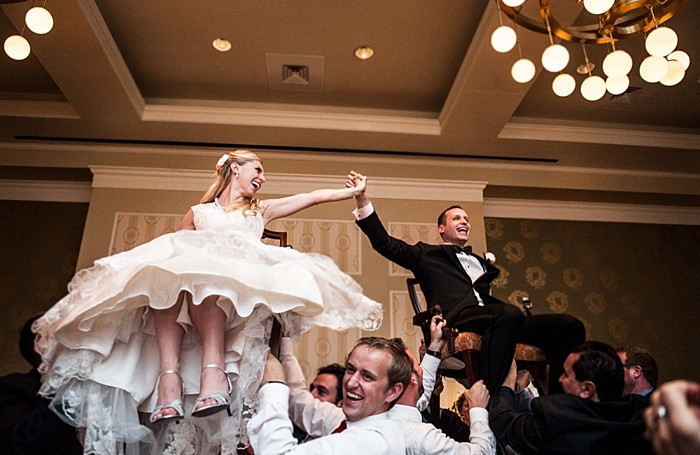 chair dance | Photography by AMW Studios | see more on MountainsideBride.com