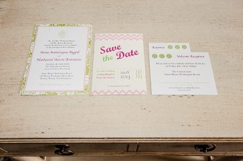 modern save the date cards | Photography by AMW Studios | see more on MountainsideBride.com