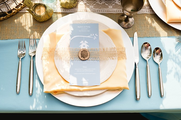 Blue Ridge Mountain Styled Shoot by Beth T Photography |  See more at:  https://mountainsidebride.com/2014/03/blue-ridge-mountain-styled-shoot-with-rustic-details