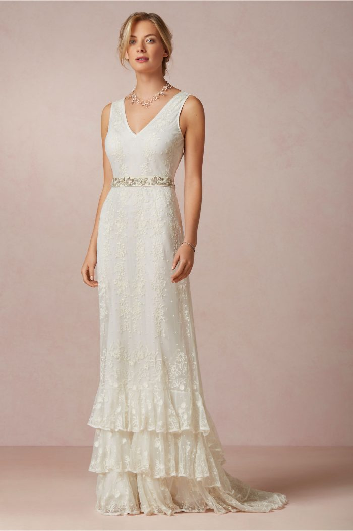 BHLDN Madeline Gown