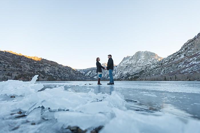 June Lake Engagement Bergreen Photography