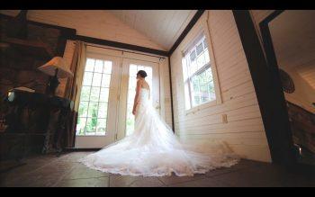 western north carolina wedding white in revery