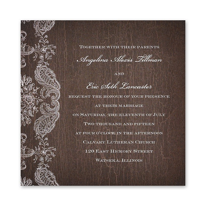 invitations-by-dawn-leather-and-lace-wedding-invitation