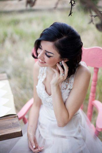 wedding chicks Onyx gown-BHLDN