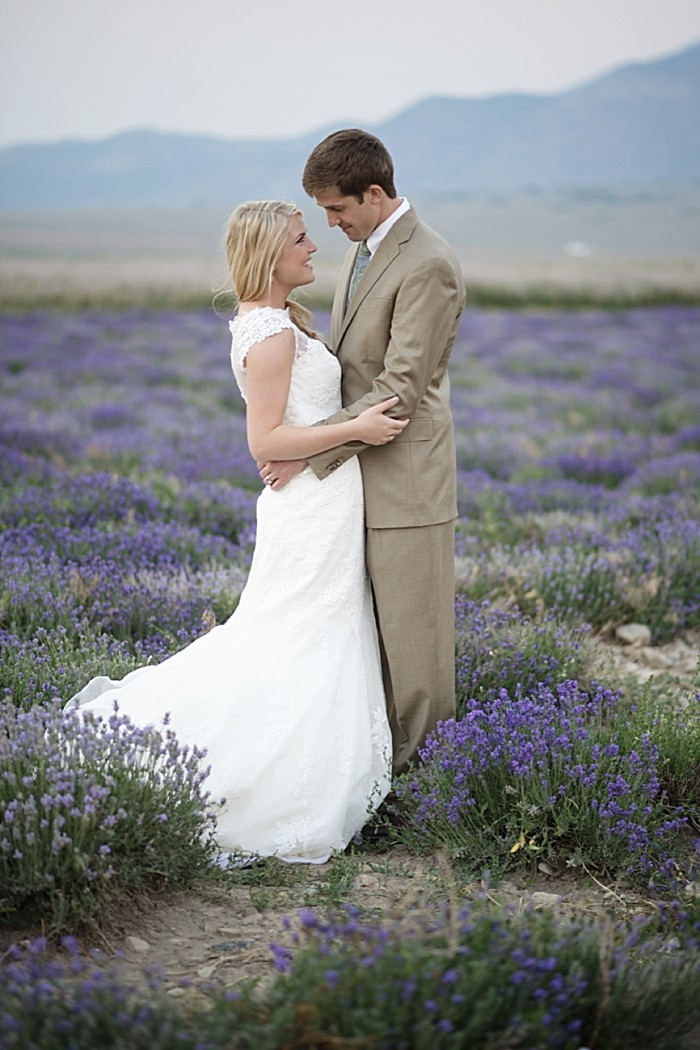 Gorgeous Lavender Inspiration Shoot | Photography by Natalie Felt