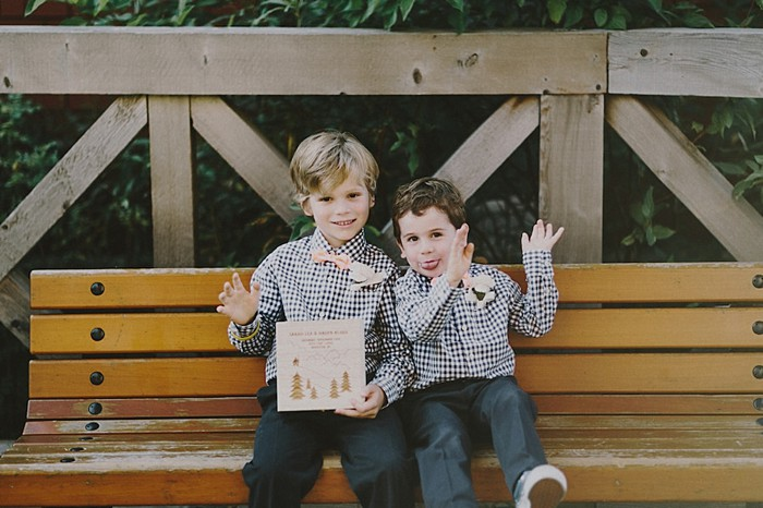 wedding ring bearers| Whistler wedding | Tomasz Wagne