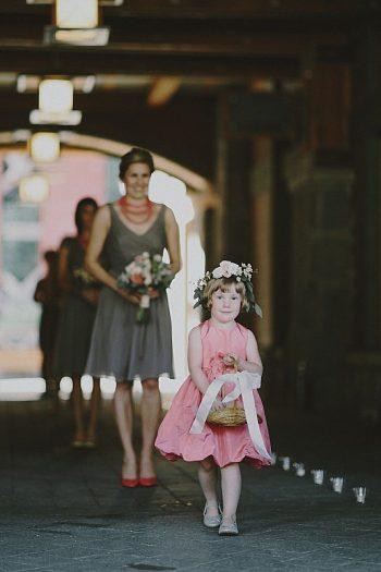 wedding flower girl| Whistler wedding | Tomasz Wagne