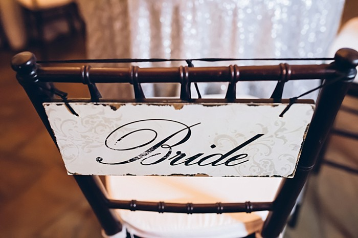 bride signs | Old Edwards Inn Wedding | Crystal Stokes Photography