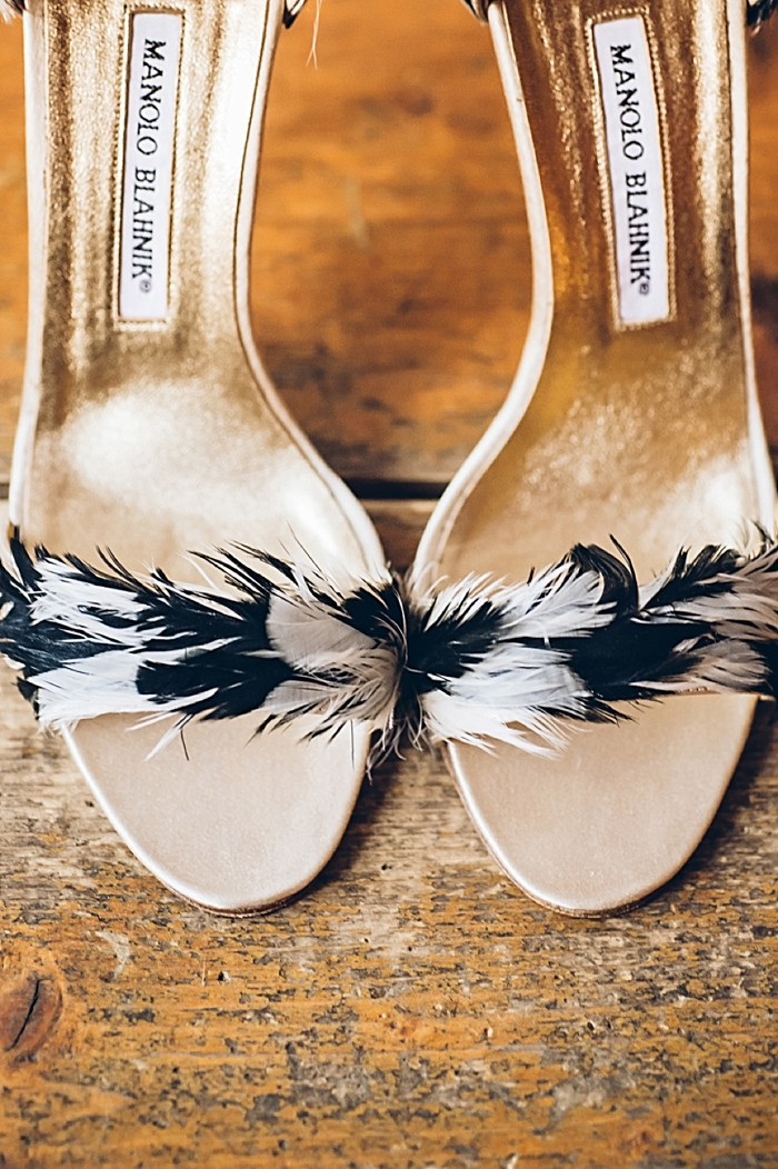 shoes | Old Edwards Inn Wedding | Crystal Stokes Photography