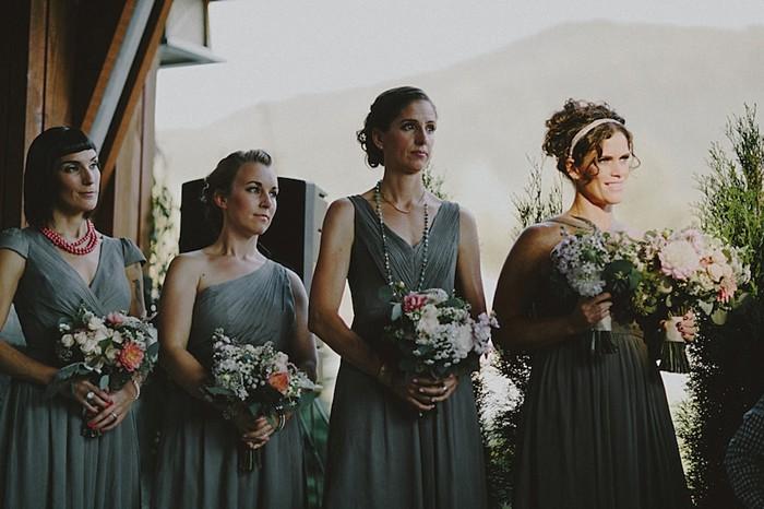 bridesmaids| Whistler wedding | Tomasz Wagne