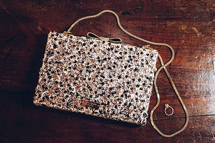 purse | Old Edwards Inn Wedding | Crystal Stokes Photography