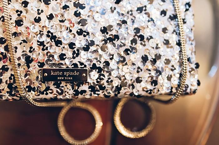 Kate Spade purse | Old Edwards Inn Wedding | Crystal Stokes Photography